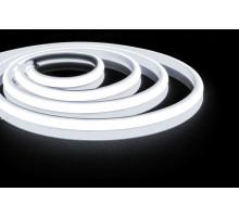 Cветодиодная неоновая LED лента Feron LS651, 180SMD(2835)/м 14.4Вт/м  5м IP68 12V 6500К