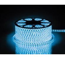 Cветодиодная LED лента Feron LS704, 60SMD(2835)/м 4.4Вт/м 100м IP65 220V синий
