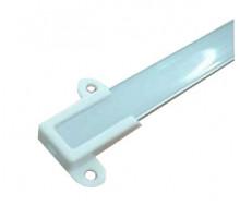 Профиль для светодиодной ленты плоский 16x7 GAL-GLS-2000-7-14