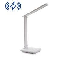 Настольный светодиодный светильник Feron DE1728 25W, 3000-6000К, 100-240V, белый