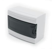 Бокс настенный STEKKER EBX40-1/06-41 6 модулей, пластик, IP41