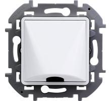 """Вывод кабеля Legrand Inspiria, 12 мм, с зажимом, цвет """"Белый"""""""