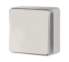 W5010003/ Выключатель одноклавишный Gallant (слоновая кость)
