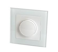 Выключатель диммирующий STEKKER GLS10-7006-01 250В, 600W, серия Катрин, белый
