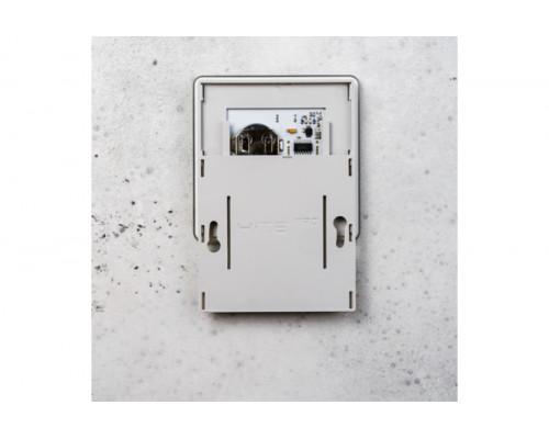 Радиовыключатель сенсорный HiTE PRO SN-R1 белый, закругленные углы HP-SN-R1-white