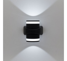 CLU Уличный настенный светильник CLU0004D Чёрный CITILUX