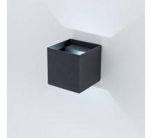 CLU Уличный настенный светильник CLU0003 Чёрный CITILUX