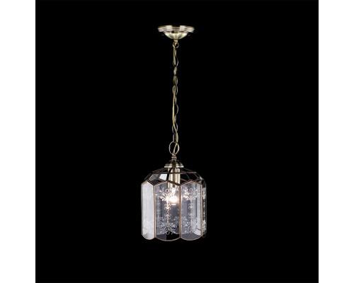 Витра Подвесной светильник CL442210 Бронза Старая CITILUX