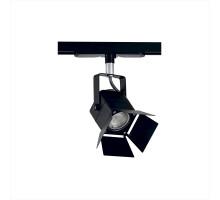 Рубик Трековый светильник CL526T11SN Чёрный CITILUX