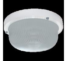 Ecola Light GX53 LED ДПП  03-7-101 светильник Круг накладной IP65 1*GX53 матовое стекло белый
