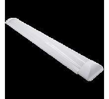 Ecola  IP20 линейный светодиодный светильник (замена ЛПО) 20W 220V 6500K 600мм