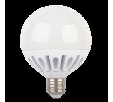 Ecola  LED Premium 20W G95 220V E27 2700K 320° шар