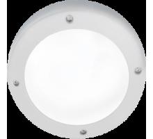 Ecola GX53 LED B4139S светильник накладной IP65 матовый Круг алюмин. 1*GX53 Белый