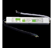 Ecola  30W 220V-24V IP67 блок питания для светодиодной ленты