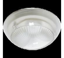 """Ecola Light GX53 LED ДПП  03-18 светильник """"Сириус"""" Круг накладной IP65 3*GX53 прозрачный белый"""