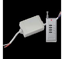 Ecola Контроллер 12A 12V 144W (24V 288W) с радиопультом