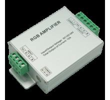 Ecola  12A 144W 12V (288W 24V) усилитель для RGB ленты