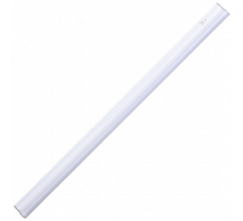 Ecola  IP20  линейный светодиодный светильник T5 с выключателем   5W 220V 2700K 305мм