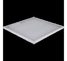 Ecola LED panel универс. (без ступеньки) панель с  драйвером внутри 50W 220V 4200K Призма 595x595x19