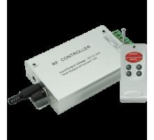 Ecola Контроллер 12A 144W 12V (288W 24V) аудио-контроллер с радиопультом управления (цветомузыка)