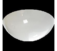 """Ecola Light GX53 LED ДПП  03-18 светильник """"Сириус"""" Круг накладной IP65 3*GX53 матовый белый"""