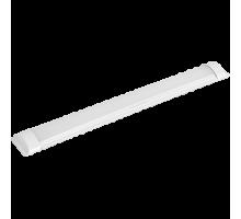 Ecola  IP20 линейный светодиодный светильник (замена ЛПО) 36W 220V 2700K 1200мм
