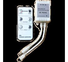 Ecola Диммер 4A 48W 12V с инфракрасным пультом управления с автоматическими режимами