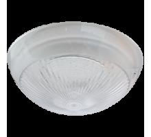 """Ecola Light GX53 LED ДПП 03-60-1 светильник """"Сириус"""" Круг накладной IP65 1*GX53 прозрачный белый"""