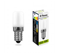 Лампа светодиодная Feron LB-10 E14 2W 4000K