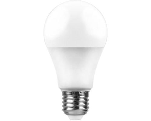 Лампа светодиодная Feron LB-93 Шар E27 12W 2700K