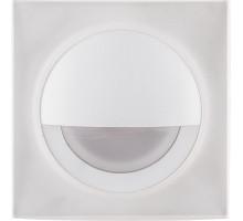 Светодиодный светильник Feron LN008 встраиваемый 3W 4000K, белый