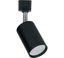 Светильник Feron AL155 трековый  под лампу GU10, черный