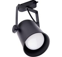 Светильник Feron AL157 трековый  под лампу E27, черный
